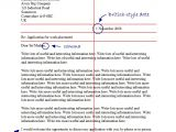 Layout Of A Covering Letter Layout for Cover Letter Ideasplataforma Com