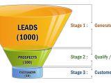 Lead Funnel Template Sales Funnel Salesgayan