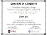 Leadership Certificate Templates Word Leadership Training Certificates Certificate Templates