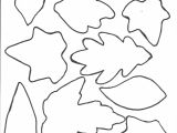 Leaf Cut Outs Templates 6 Best Images Of Leave Cut Outs Free Printable Fall Leaf