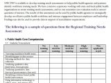 Learner Analysis Template 11 Training Needs assessment Samples Sample Templates