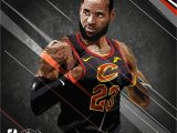 Lebron James Happy Birthday Card Lebron James Cleveland Cavaliers Nba with Images