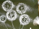 Lee S Flower and Card Shop toilet Paper Rolls Dandelion Q Tips Painting Techniques