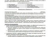 Legal Advisor Resume format Word General Counsel Job Search Resume Examples Sample
