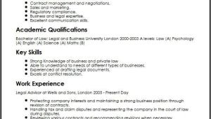 Legal Advisor Resume format Word Legal Advisor Cv Sample Myperfectcv