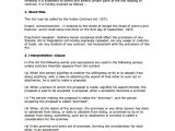 Legal Contracts Templates Free 10 Legal Contract Template Download Free Documents In