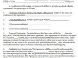 Legal Contracts Templates Free Legal Agreement Contract Sample 8 Examples In Word Pdf