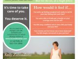 Life Coaching Flyers Templates Graphic Design Services Holistic Health Coach Flyer My