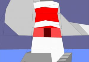 Lighthouse Template Craft Lighthouse by Quiltartdesigns Craftsy