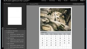 Lightroom Calendar Templates 2018 Free Download 2019 2020 2021 Lightroom Calendar Template