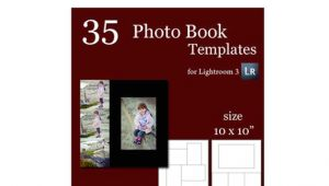 Lightroom Photo Book Templates Items Similar to 35 Album and Photo Book Templates for