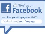 Like Us On Facebook Sticker Template Make Your Own Facebook Like Decal or Sign Christopher S