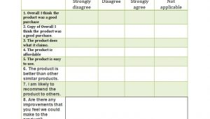 Likert Scale Evaluation Template 30 Free Likert Scale Templates Examples Template Lab