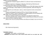 Linux Basic Resume solaris Linux Administrator Resume Nj