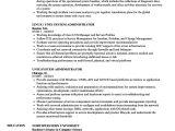 Linux Resume Sample Unix System Administrator Resume Samples Velvet Jobs