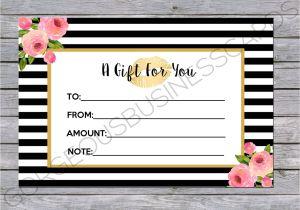 Lipsense Gift Certificate Template Free Lipsense Gift Certificate Gift Card Customized to Your
