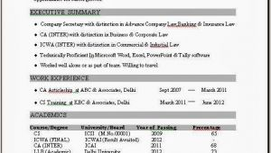 Llb Student Resume Resume Templates