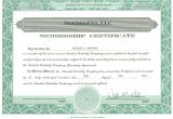 Llc Membership Certificate Template to Learn More About How I Started My Business Back In 2001