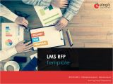 Lms Rfp Template Lms Rfp Template Instant Download Elogic Learning