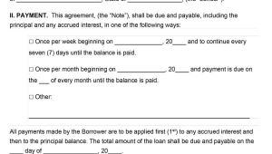 Loan Papers Template 40 Free Loan Agreement Templates Word Pdf Template Lab