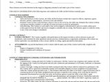 Logging Contract Template 40 Contract Templates Docs Pages Word