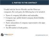 Logistics Contract Template Logistics Services Contract Contract Template and Sample
