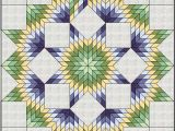 Lone Star Quilt Pattern Template Quiltin Bs Broken Star Lone Star Quilt Plano asg