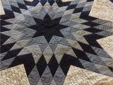 Lone Star Quilt Pattern Template solar Threads Blogger 39 S Quilt Festival Steam Punk Lone
