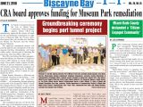 Lost Easy Card Miami Dade Transit Biscayne Bay Tribune June 21 2010 On Line Edition by