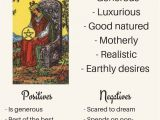 Lotus Flower Tarot Card Meaning Future Tarot Meanings Queen Of Pentacles with Images