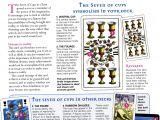 Lotus Flower Tarot Card Meaning Reading the Seven Of Cups Mit Bildern Tarotkarten Lesen