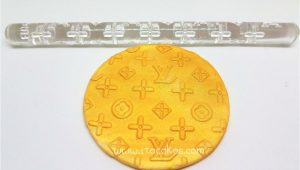 Louis Vuitton Happy Birthday Card Louis Vuitton Monogram Rolling Pin Louis Vuitton