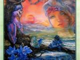 Love at the End Of A Card 39 Be Authentic to who You are oracle Cards Whispers Of
