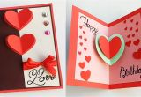 Love Card Kaise Banate Hai How to Make Birthday Card for Boyfriend or Girlfriend Handmade Birthday Card Idea