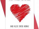 Love Card to My Husband Naughty Anniversary Card Love Card Sexy Card for Boyfriend Husband Girlfriend Raunchy Gift