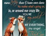 Love Card to My Wife Fox to My Wife I Love You More today Than I Have Large Fleece Blanket 60 X 80 Size White