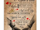 Love Card to My Wife to My Wife 16×24 Poster Size White