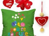 Love From In A Card Indigifts Love Gift 0d 0cm062 0his Y16 D010 Cushion