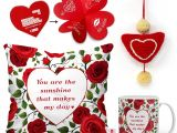 Love From Me Gift Card Indigifts Love Gift 0d 0cm066 0lov Y16 D081 Cushion Mug