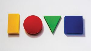 Love is A Four Letter Word Album Cover atlantic Records Press Jason Mraz