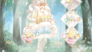 Love Nikki Recharge Monthly Card Free Easter Suit Wood Wonderland Mechanics and Official
