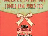 Love Quotes for Xmas Card Christmas Love Messages