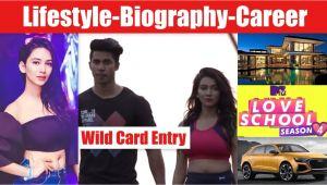Love School 4 Wild Card Entry Vaishali Panwar Lifestyle Biography Boyfriends Family Career Love School 4 Mtv