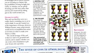 Love to Shop Card Jd Reading the Seven Of Cups Mit Bildern Tarotkarten Lesen