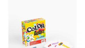Love to Shop Card John Lewis Shuffle Colour Addict Card Game