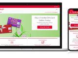 Love to Shop Gift Card Balance Vanilla Visaa Gift Card Introduces the New Vanillagift Com