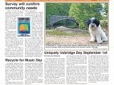 Love Uxbridge Extra Loyalty Card the New Uxbridge Times September 2018 by the New Uxbridge
