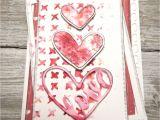 Love Words for Valentine Card Love Valentine S Day Card Elizabeth Craft Designs