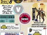 Love You More Than fortnite Card I Will Personalize Your Items for Your Child Birthday Party