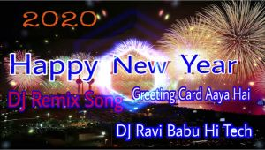Lover Ka Greeting Card Aaya Happy New Year Dj Remix song 2020 Lover Ka Greeting Card